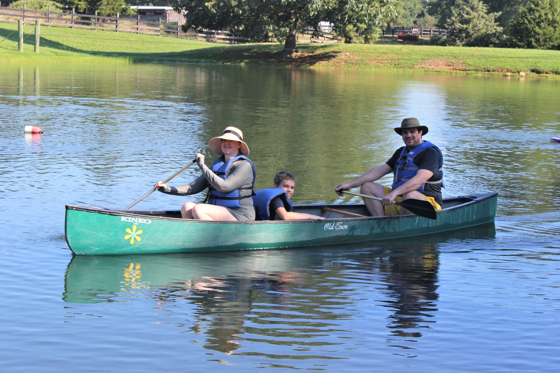 Watercraft Activity