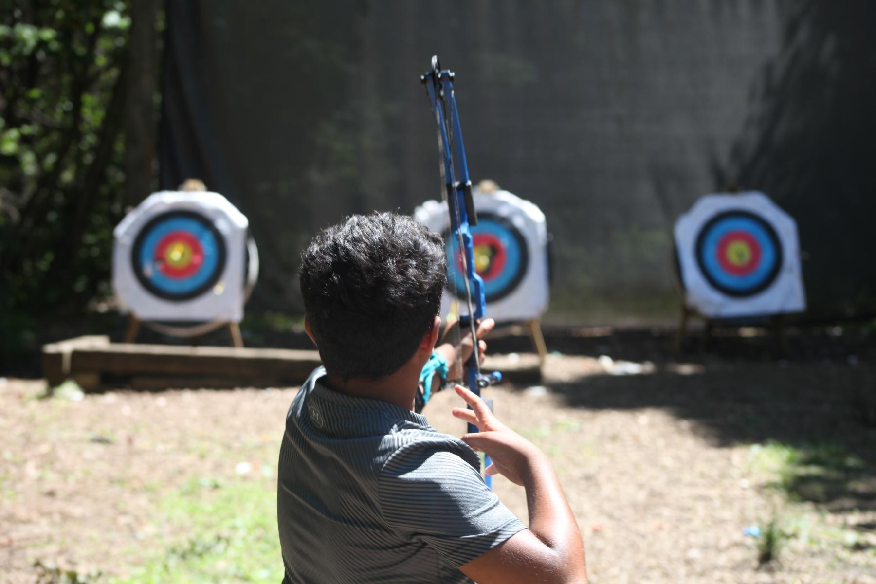 Getaway Archery
